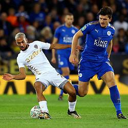 Leicester City v Leeds United