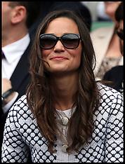 Pippa Middleton at Wimbledon 28-6-12