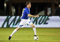 Fotball , 23. januar 2013 , Turnering<br /> La Manga<br /> Molde - Widzew Lodz 1-3<br /> Sean Cunningham , Molde