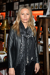 JESSICA SIMON at the launch of new book 'Farfetch Curates: Food' at Maison Assouline, Piccadilly, London on 24th March 2015.