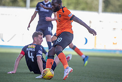 Dundee United's Yannick Loemba. Falkirk 0 v 2 Dundee United, Scottish Championship game played 22/9/2018 at The Falkirk Stadium.