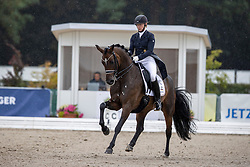 Wego-Engelmeyer Nicole, GER, Quiana<br /> World Championship Young Horses Verden 2021<br /> © Hippo Foto - Dirk Caremans<br /> 27/08/2021