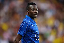 Ahmed Musa of Leicester City - Mandatory byline: Jason Brown/JMP - 19/07/2016 - FOOTBALL - Oxford, Kassam Stadium - Oxford United v Leicester City - Pre Season Friendly