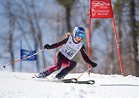 Piche Invitational J3 1st run at Gunstock Mountain Resort March 20, 2010....