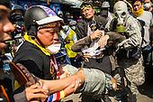 Anti-Election Riot at Thai Japan Stadium