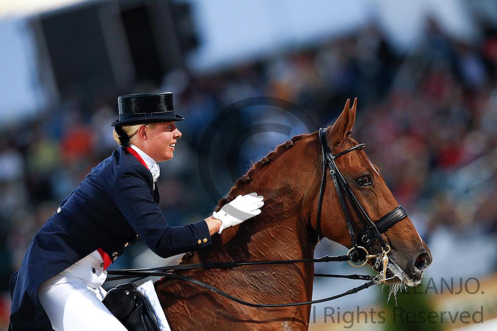 Fiona Bigwood - Wie Atlantico<br /> Alltech FEI World Equestrian Games <br /> Lexington - Kentucky 2010<br /> © DigiShots