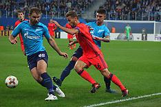 FC Zenit Saint Petersburg v FC Real Sociedad - 28 Sept 2017