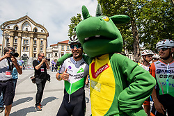 Mark Cavendish (GBR) of Team Dimension Data during 1st Stage of 26th Tour of Slovenia 2019 cycling race between Ljubljana and Rogaska Slatina (171 km), on June 19, 2019 in  Slovenia. Photo by Vid Ponikvar / Sportida