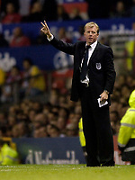 Photo: Jed Wee.<br /> England v Greece. International Friendly. 16/08/2006.<br /> <br /> England manager Steve McClaren.