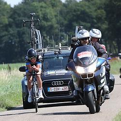 EMMEN (NED wielrennen <br /> Tijdrit Topcompetitie Emmen <br /> Dylan Bouwmans