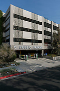 Public Parking Garage, Los Angeles, California