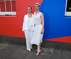 Edinburgh International Film Festival 2019<br /> <br /> Pictured: Kathleen McDermott and Shauna Macdonald<br /> <br /> Alex Todd | Edinburgh Elite media