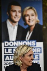 March 23, 2019 - Buzet Sur Baise - Marine Le Pen (Credit Image: © Panoramic via ZUMA Press)