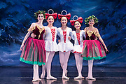 AOC Ballet performs Winter Wonderland at the Campbell Heritage Theatre in Campbell, California, on December 8, 2018. (Stan Olszewski/SOSKIphoto)