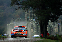 Motor <br /> Rally WRC<br /> Foto: DPPI/Digitalsport<br /> NORWAY ONLY<br /> <br /> MOTORSPORT - WRC 2009 - RALLY OF GREAT-BRITAIN - CARDIFF (GBR) - 22 TO 25/10/09<br /> <br /> HENNING SOLBERG (NOR) - CATO MENKERUD / FORD FOCUS RS WRC 07 STOBART M-SPORT - ACTION