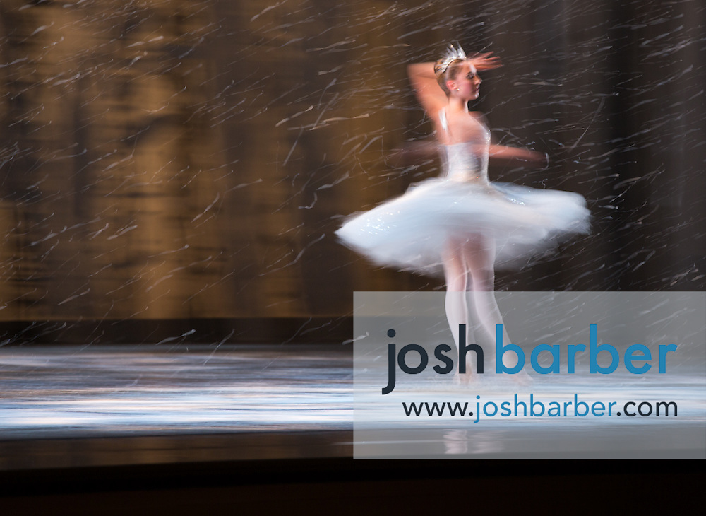"""Scout Forsythe during American Ballet Theatre's performance of """"The Nutcracker"""" at Segerstrom Center for the Arts on Thursday, December 10, 2015 in Costa Mesa, California. (Photo/Josh Barber)"""