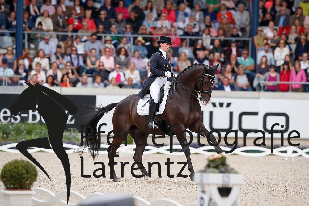 Reynolds, Judy (IRL), Vancouver K<br /> Aachen - CHIO 2017<br /> Grand Prix Kür, Grosser Dressurpreis von Aachen<br /> © www.sportfotos-lafrentz.de/Stefan Lafrentz