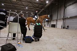 Kleniuk Anna (GER)<br /> CDI-W Final 's Hertogenbosch 2008<br /> Photo © Hippo Foto
