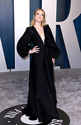 February 9, 2020, Beverly Hills, CA, USA: BEVERLY HILLS, CALIFORNIA - FEBRUARY 9: Olivia Wilde attends the 2020 Vanity Fair Oscar Party at Wallis Annenberg Center for the Performing Arts on February 9, 2020 in Beverly Hills, California. Photo: CraSH/imageSPACE (Credit Image: © Imagespace via ZUMA Wire)