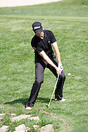 Grégory Bourdy on the 18th hole in the 3rd Round of the Open de Espana in Madrid...Photo NEWSFILE/Manus O'Reilly.(Photo credit should read Manus O'Reilly/NEWSFILE)....This Picture has been sent you under the condtions enclosed by:.Newsfile Ltd..The Studio,.Millmount Abbey,.Drogheda,.Co Meath..Ireland..Tel: +353(0)41-9871240.Fax: +353(0)41-9871260.GSM: +353(0)86-2500958.email: pictures@newsfile.ie.www.newsfile.ie.FTP: 193.120.102.198..