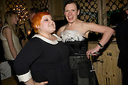 BETH DITTO; KATIE GRAND, Kate Grand hosts a Love Tea and Treasure hunt at Flash. Royal Academy. Burlington Gardens. London. 10 december 2008 *** Local Caption *** -DO NOT ARCHIVE-© Copyright Photograph by Dafydd Jones. 248 Clapham Rd. London SW9 0PZ. Tel 0207 820 0771. www.dafjones.com.<br /> BETH DITTO; KATIE GRAND, Kate Grand hosts a Love Tea and Treasure hunt at Flash. Royal Academy. Burlington Gardens. London. 10 december 2008