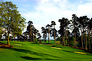 A general view of 7th hole Marquess Course, Woburn Golf Club, Buckinghamshire. Designed by European Golf Design.  (Picture Credit: Phil Inglis)