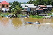 Tonle River, Cambodia