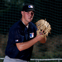 Baseball - MLB Academy - Tirrenia (Italy) - 19/08/2009 - Valerio Simone (Italy)