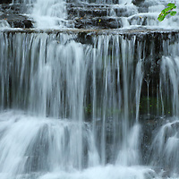 """""""Wagner Falls"""" 2<br /> <br /> A lovely flowing image of beautiful Wagner Falls in Michigan's Upper Peninsula!!<br /> <br /> Waterfalls by Rachel Cohen"""
