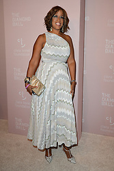 September 13, 2018 - New York, NY, USA - September 13, 2018  New York City..Gayle King attending the 4th Annual Clara Lionel Foundation Diamond Ball on September 13, 2018 in New York City. (Credit Image: © Kristin Callahan/Ace Pictures via ZUMA Press)