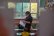 """Roma, 20/11/2020: Scuola Primaria e dell'Infanzia """"Iqbal Masih"""".<br /> © Andrea Sabbadini"""