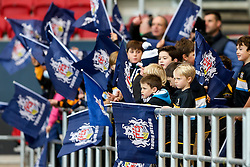 20161211_Bristol_Rugby_v_Pau_RT fans - Rogan Thomson/JMP - 11/12/2016 - RUGBY UNION - Ashton Gate Stadium - Bristol, England - Bristol Rugby v Pau - European Rugby Challenge Cup.