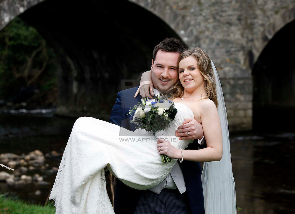 Jennifer & Rob's Wedding. Pic Andres Poveda