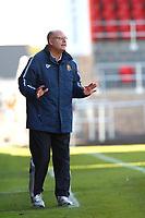 Fotball<br /> England<br /> Foto: Colorsport/Digitalsport<br /> NORWAY ONLY<br /> <br /> John Still Manager of Dagenham<br /> Coca-Cola Division Two<br /> Dagenham and Rdebridge v Darlington at Victoria Road<br /> 10/10/2009