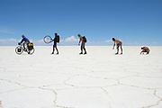 The Evolution of Revolution - Salar de Uyuni - Bolivia - South America