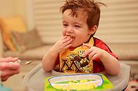 joe franken, eating