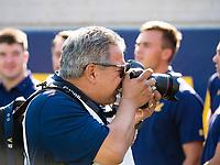 September 9, 2017; Berkeley, California, USA; Football: Weber State Wildcats at California Golden Bears;  <br /> <br /> Photo credit: Kelley L Cox- KLC fotos