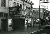 1972 Star Theater on Hollywood Blvd. near Western Ave.