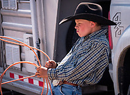 Practice for Team Roping.