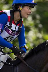 Ligon Nina Lamsam (THA) - Butts Leon<br />  Olympic Games London 2012<br /> © Dirk Caremans