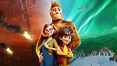 February 26, 2021 (USA): Netflix 'Bigfoot Family' Original Film Premiere