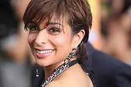 British actress Shobana Gulati arriving at the International Indian Film Academy Awards (IIFA) ceremony at the Hallam Arena in Sheffield for the annual IIFA awards. The awards were known as the 'Bollywood Oscars' and ran from 7-10th June. They were watched by an estimated global television audience 500 million people.