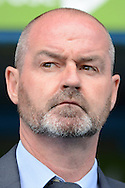 Reading manager Steve Clarke during the Sky Bet Championship match between Reading and Middlesbrough at the Madejski Stadium, Reading, England on 3 October 2015. Photo by Alan Franklin.