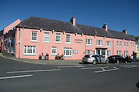 Portaferry Hotel, Portaferry, Co Down, N Ireland, UK. 201208180537. Copyright Image from Victor Patterson, 54 Dorchester Park, Belfast, UK, BT9 6RJ..Tel: +44 28 9066 1296.Mob: +44 7802 353836.Voicemail +44 20 8816 7153.Skype: victorpattersonbelfast.Email: victorpatterson@me.com.Email: victorpatterson@ireland.com (back-up)..IMPORTANT: If you wish to use this image or any other of my images please go to www.victorpatterson.com and click on the Terms & Conditions. Then contact me by email or phone with the reference number(s) of the image(s) concerned.