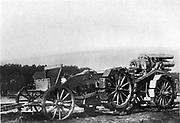 The new Krupp gun.