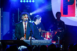 Fito Paez performs onstage during the 9th Annual BMI & Rebeleon Entertainment's 'Los Producers Charity Concert' held at The Hard Rock Cafe on November 14, 2019 in Las Vegas, Nevada, United States (Photo by JC Olivera for BMI & Rebeleon Entertainment)