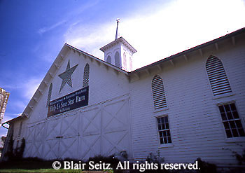 PA Historic Places, Star Barn, Middletown, Dauphin Co., Pennsylvania