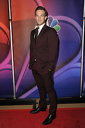 March 8, 2018 - New York, NY, USA - March 8, 2018  New York City..Andy Favreau attending arrivals for the 2018 NBC NY Midseason Press Junket at Four Seasons Hotel on March 8, 2018 in New York City. (Credit Image: © Kristin Callahan/Ace Pictures via ZUMA Press)