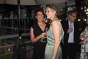 CHLOE FOX; SOPHIE DAHL, Alex Shulman goodbye party. Dock Kitchen, Ladbroke Grove. London. 22 June 2017