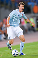 "Stephan Lichtsteiner Lazio<br /> Roma 20/8/2009 Stadio ""Olimpico"" <br /> Europa League Play Offs<br /> Lazio-Elfsborg (3-0) <br /> Foto Andrea Staccioli Insidefoto"